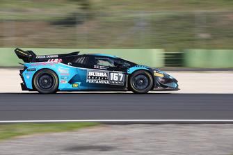 Lamborghini Huracan Super Trofeo Evo #167, PPM - Precision Performance Motorsports: Shea Holbrook, Martin Barkey