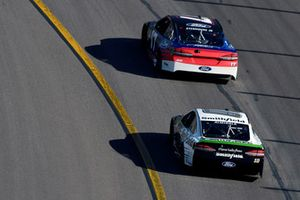Ricky Stenhouse Jr., Roush Fenway Racing, Ford Fusion Ford and Aric Almirola, Stewart-Haas Racing, Ford Fusion Smithfield