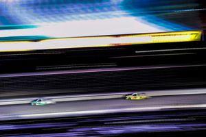 Ben Rhodes, ThorSport Racing, Ford F-150 The Carolina Nut Co, Matt Crafton, ThorSport Racing, Ford F-150 Ideal Door/Menards