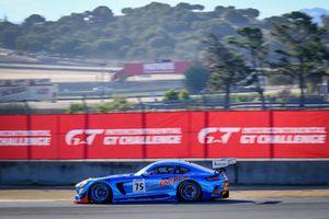 #75 Sun Energy1 Racing by AKKA ASP Mercedes-AMG GT3: Kenny Habul, Mikael Grenier, Luca Stolz