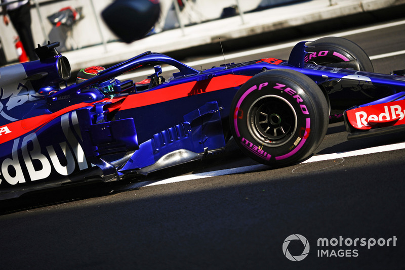 Brendon Hartley, Toro Rosso STR13