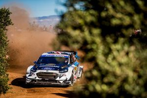 Ken Block, Alex Gelsomino, Hoonigan Racing Ford Fiesta WRC