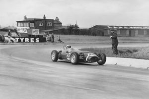 Stirling Moss, Rob Walker Racing Team, Ferguson P99