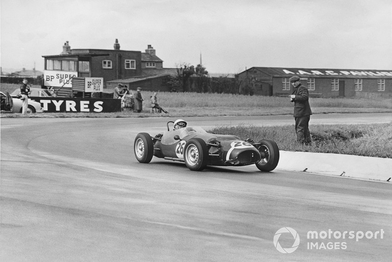 Stirling Moss, Rob Walker Racing Team Ferguson P99-Climax