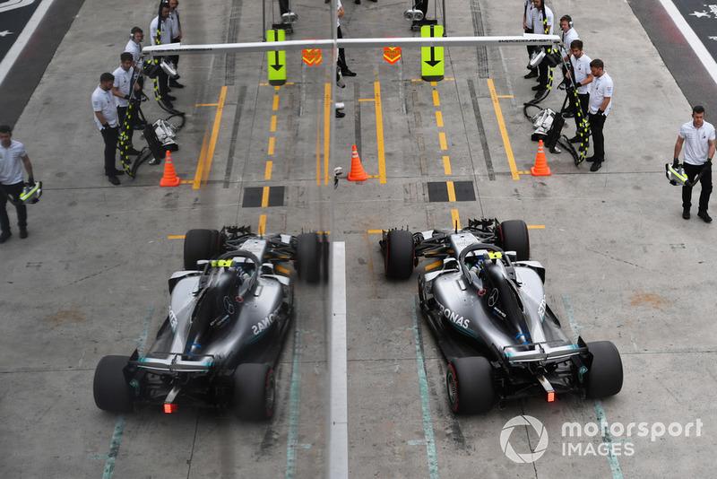 5. Valtteri Bottas, Mercedes-AMG F1 W09