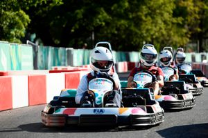 FIA youth olympics karting