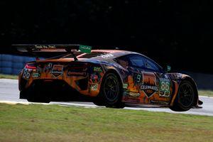 #93 Michael Shank Racing con Curb-Agajanian Acura NSX, GTD: Lawson Aschenbach, Justin Marks, Mario Farnbacher