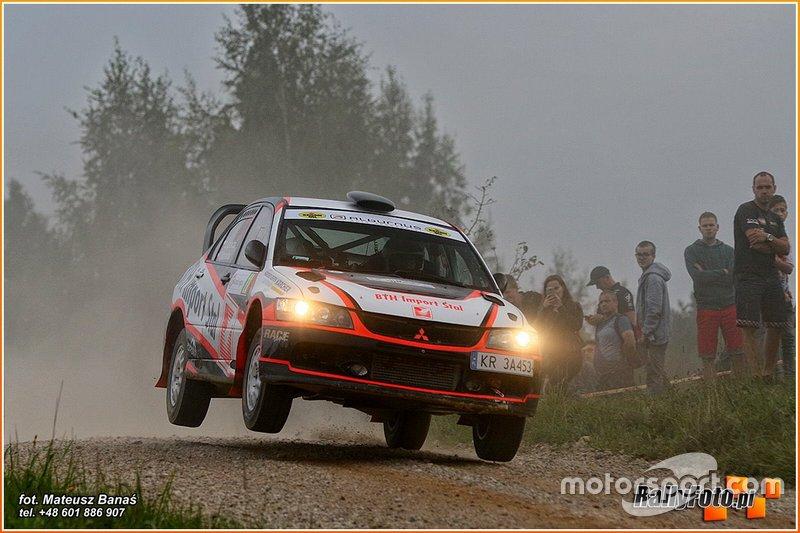 Lukasz Kotarba, Tomasz Kotarba, Mitsubishi Lancer Evo IX, Rally Eletrenai, RSMP