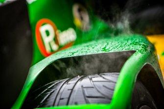 Neumático para lluvia