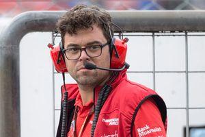 René Rosin, Team Manager, PREMA Theodore Racing