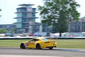 #97 TA2 Chevrolet Camaro driven by Tom Sheehan of Damon Racing