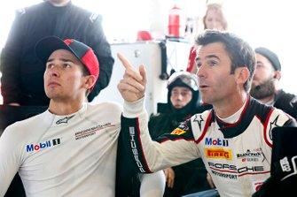 Matt Campbell, Romain Dumas, EBM Porsche