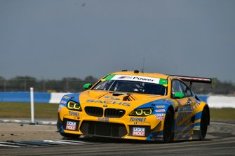 #96 Turner Motorsport BMW M6 GT3, GTD: Bill Auberlen, Robby Foley, Dillon Machavern