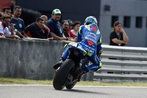 Joan Mir, Team Suzuki MotoGP, retiring