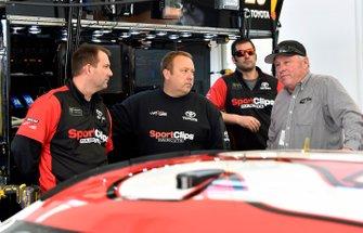 Erik Jones, Joe Gibbs Racing, Toyota Camry SportClips