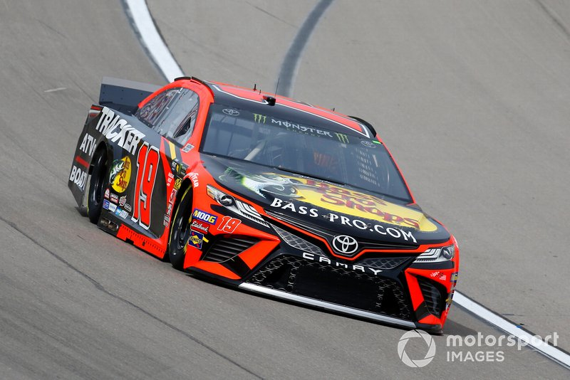 8. Martin Truex Jr., Joe Gibbs Racing, Toyota Camry