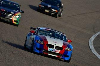 #66 MP3B BMW driven by Skip McCusker and Jeronimo Guzman of TLM Racing