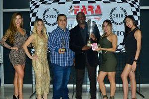 FARA MP3A Enduro Champion Victor Haye