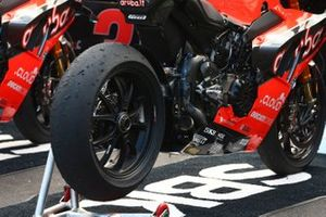 Alvaro Bautista, Aruba.it Racing-Ducati Team bike
