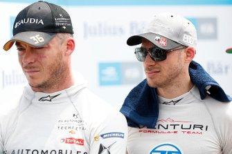 Andre Lotterer, DS TECHEETAH, Edoardo Mortara, Venturi Formula E, watch the times