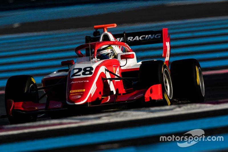 №28. Роберт Шварцман (Россия, 19 лет), Prema Racing