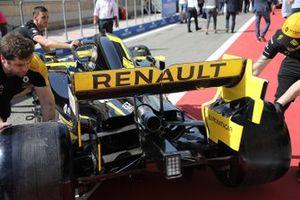 Renault F1 Team detail