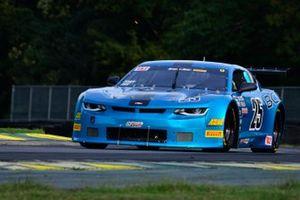 #25 TA2 Chevrolet Camaro driven by Tony Ave of BC Race Cars