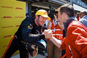 Pole: Frédéric Vervisch, Comtoyou Team Audi Sport Audi RS 3 LMS