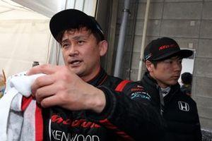 #34 Modulo KENWOOD NSX GT3(道上龍/大津弘樹)