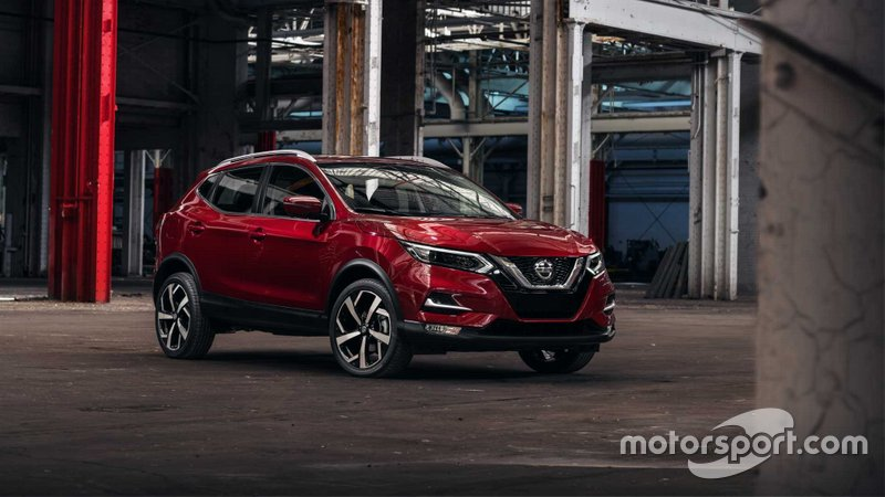 Nissan Rogue Sport 2020 року