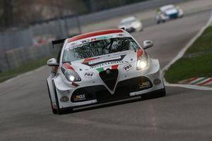 Max Mugelli, PRS Motorsport, Alfa Romeo Giulietta TCR