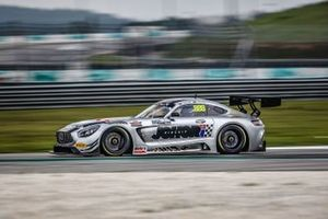 #888 Triple Eight Race Engineering Australia Mercedes-AMG GT3: Jefri Ibrahim, Jazeman Jaafar