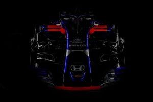 Teaser presentazione Toro Rosso