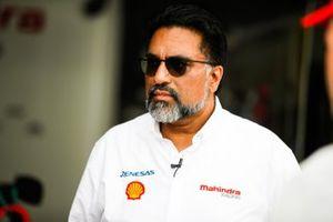 Dilbagh Gill, CEO, Team Principal, Mahindra Racing