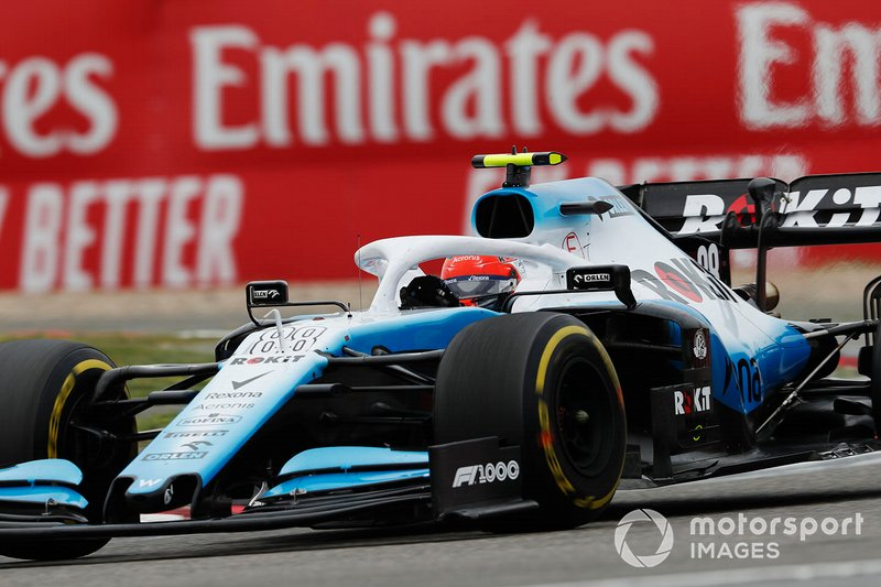 Williams в полном составе не набрала очков в десятый раз подряд – такого не было с 2013 года (десять Гран При между Бразилией-2012 и Германией-2013)