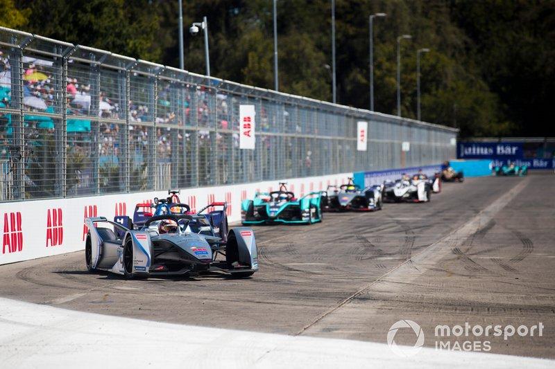 Edoardo Mortara Venturi Formula E, Venturi VFE05 Robin Frijns, Envision Virgin Racing, Audi e-tron FE05