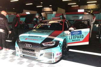 Gordon Shedden, Leopard Racing Team Audi Sport Audi RS 3 LMS