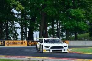 #28 TA2 Ford Mustang driven by Scott Heckert of Mike Cope Racing