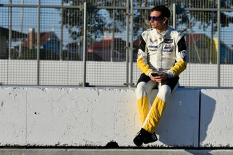 #4 Corvette Racing Corvette C7.R, GTLM: Oliver Gavin