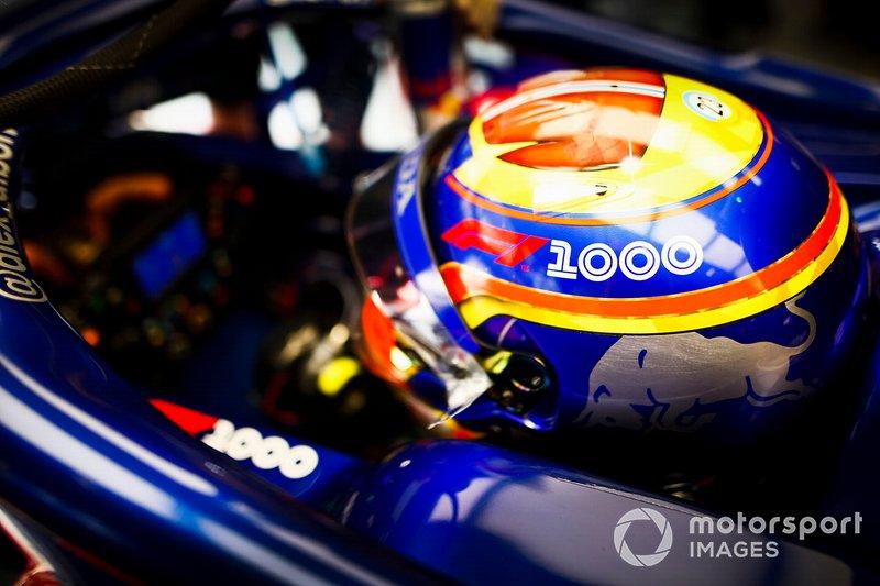Chine - Alexander Albon, Toro Rosso