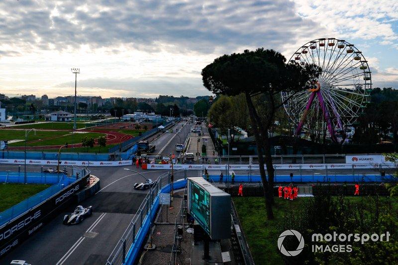 Felipe Massa, Venturi Formula E, Venturi VFE05, Edoardo Mortara Venturi Formula E, Venturi VFE05