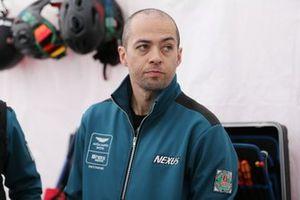#7 D'station Racing AMR Aston Martin Vantage GT3: Joao Paulo de Oliveira