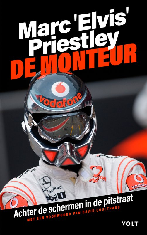 Marc Priestley - De Monteur