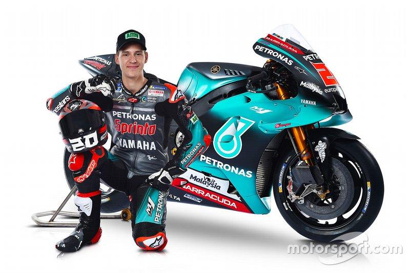 Petronas Yamaha SRT - Fabio Quartararo