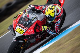 Álvaro Bautista, Aruba.it Racing, Ducati