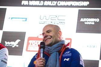 Andrea Adamo, Team principal Hyundai Motorsport
