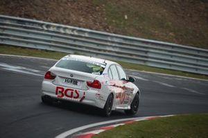 #706 BMW 325i e90: Torsten Kratz, Oliver Frisse, Moran Gott