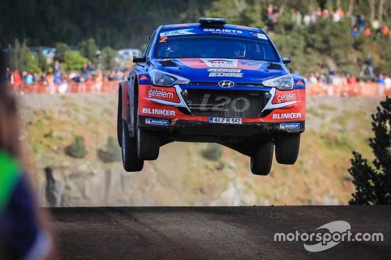 Bruno Magalhaes, Hugo Magalhaes, Hyundai i20 R5