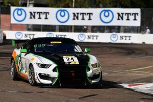 Frank Gannett, Ian Lacy Racing Ginetta G55