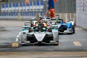 Tom Dillmann, NIO Formula E Team, NIO Sport 004 Jean-Eric Vergne, DS TECHEETAH, DS E-Tense FE19, Alexander Sims, BMW I Andretti Motorsports, BMW iFE.18